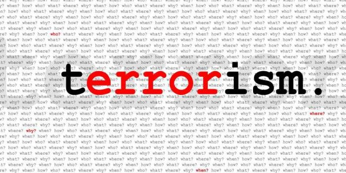 тероризм